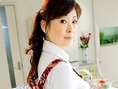 【エロ動画】料理研究家ちゑ子 神津千絵子の人妻・熟女エロ画像
