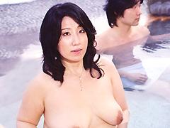 【エロ動画】たびじ 母と子 藤木静子のエロ画像