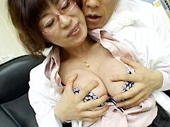 【エロ動画】真・奥さん乳揉みですよ!! 【病院編】 関口恵都子のエロ画像