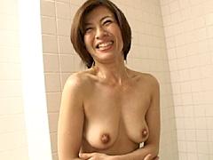 【エロ動画】はじめてのおかあさん8 真波紫乃のエロ画像