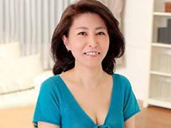 【エロ動画】初撮り新人お母さん 美和ゆみ子 55歳の人妻・熟女エロ画像