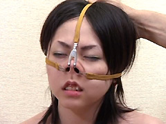 【エロ動画】鼻GAMAN2のエロ画像