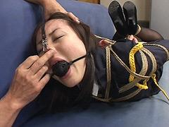 【エロ動画】東京☆鼻少女コスプレ倶楽部 The case of MANAのエロ画像