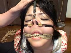 【エロ動画】鼻晒すのエロ画像
