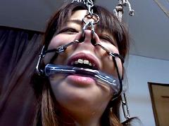 【エロ動画】鼻鎖のエロ画像