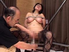 【エロ動画】虐乳無残 ぎゃくにゅうむざんのSM凌辱エロ画像
