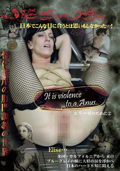 肛門暴力 ~エリーゼのために 2