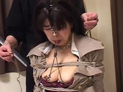 売られた人妻 ~鼻責め拷問浣腸調教