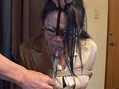 【エロ動画】鼻顔汁嬲 びがんじゅうじょう 椎名彩のエロ画像