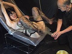 【エロ動画】爆乳熟女 最終調教のエロ画像
