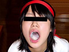 【エロ動画】初ごっくん ひな18歳のエロ画像