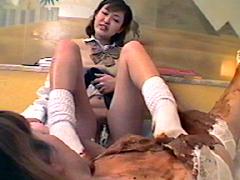 君崎加織の美少女のウンチ3