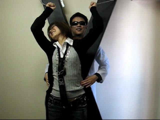 渋谷ギャル限定! 素人くすぐり我慢コンテスト の画像4