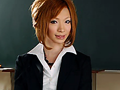 ニューハーフ女教師×あゆ