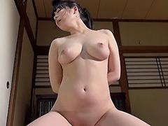 【エロ動画】KINBAKU VISON 〜緊縛幻戯〜 水城奈緒のエロ画像