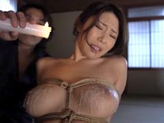 【エロ動画】被虐のマゾ女優SPECIAL グラマラス・マゾのSM凌辱エロ画像