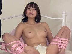 【エロ動画】現代緊縛入門 超初級編 虎の巻のSM凌辱エロ画像