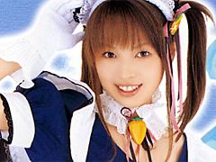 【エロ動画】Pure キャロットへようこそ!!P.O. - コスプレ本番動画