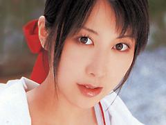 【エロ動画】巫女物語 姫咲しゅりのエロ画像