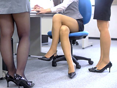 フェチ:Office Lady Fetishism