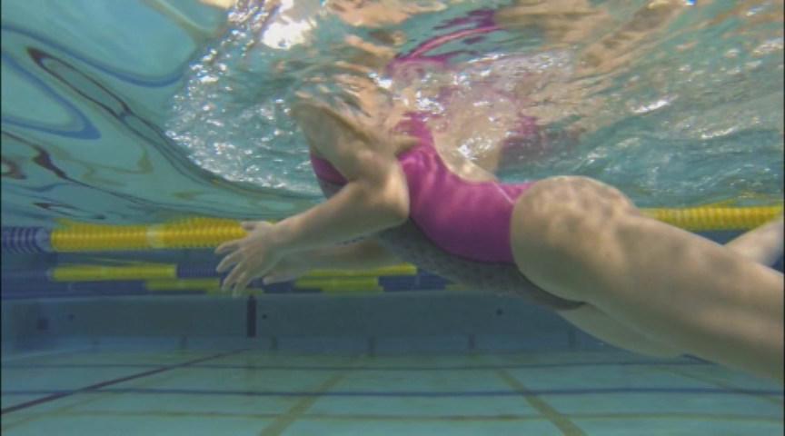 女子競泳水着 Fetishism @お勧めエロ水着動画