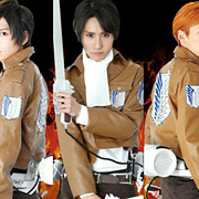 BLコスプレ#2 Attack on BoysLove