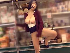 スーパーマーケット猥褻犯罪映像集 2枚組8時間