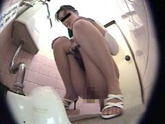 ピンヒールGALSトイレ14