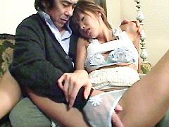 桜田さくら - こともあろうに叔父ちゃんの指が私の中へ…7