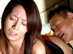 【エロ動画】すけべぇ義父の嫁いぢり20のエロ画像