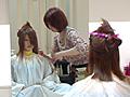 究極の髪フェチ・断髪フェチ映像