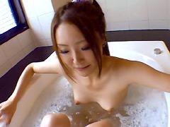 フェチ:女の子と一緒にお風呂に入りたい