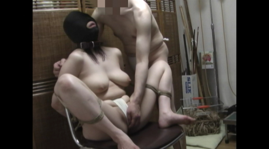 巨乳人妻ゆかり・奴隷志願ハードコア調教映像