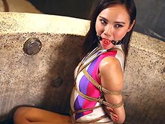 【エロ動画】モーテルへようこそのSM凌辱エロ画像