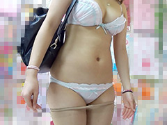 下着:女子大生透視カメラ 6881-002