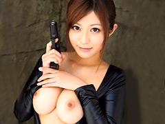【エロ動画】どじっ娘潜入捜査官 さとう遥希のエロ画像