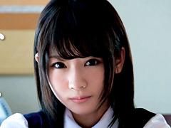 AVデビューで即引退。剃毛美少女 深田久美