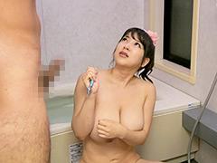 お風呂でムダ毛処理中に叔父がまさかの乱入!!2