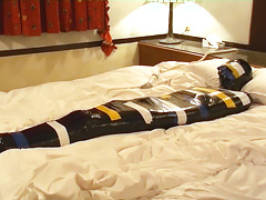 【エロ動画】Mummification002