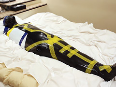 【エロ動画】Mummification005