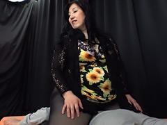 肉感巨尻熟女 藤木静子