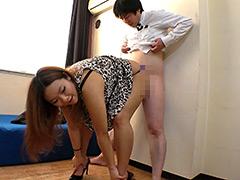 わがまま女肉(ボディー)のチ○ポ潰し 涼谷瀬菜