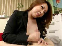 【エロ動画】S級熟女としてみませんか 風間ゆみの人妻・熟女エロ画像