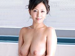 【エロ動画】湯けむり近親相姦 母子入浴交尾 村上涼子のエロ画像