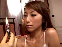 【エロ動画】近親[催眠]相姦 いんらん覚醒母 青木玲のエロ画像