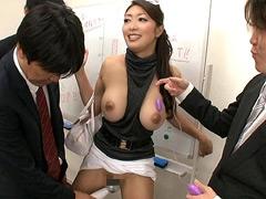 【エロ動画】麗しのマネキン夫人 小早川怜子のエロ画像