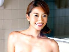 【エロ動画】親族相姦 きれいな叔母さん 原田美奈のエロ画像