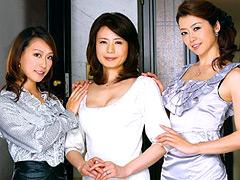 【エロ動画】美熟女レズマンション〜ようこそラ・レズメゾンへ〜のエロ画像