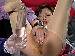 新・ウンコショック 役員秘書陵辱浣腸 PART3