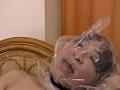 ビニール袋呼吸制御オナニー2サムネイル2